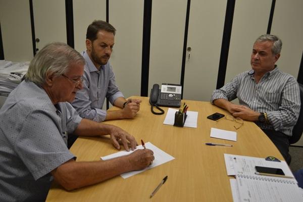 SAAE busca recursos para a construção da Estação de Tratamento de Esgoto Central