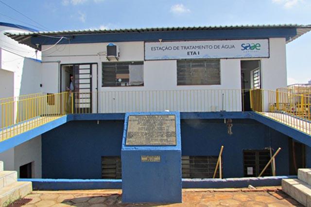 SAAE investe na implantação do sistema de desidratação de lodo na ETA I