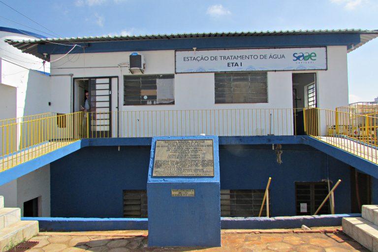 SAAE assina contrato para Implantação do Sistema de Desidratação do lodo da ETA I