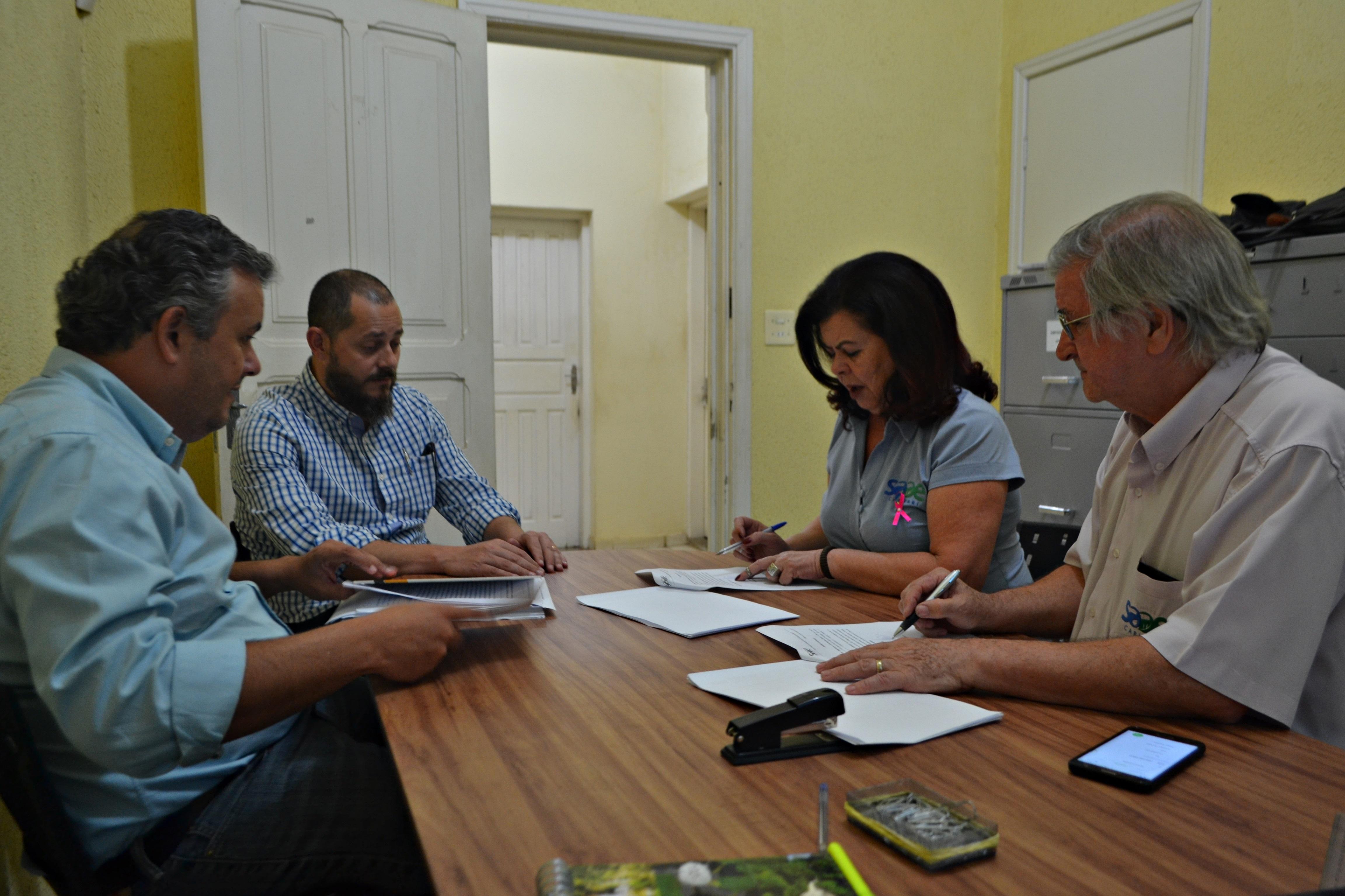 SAAE assina contrato para construção de mais uma Estação de Tratamento de Esgoto em Capivari