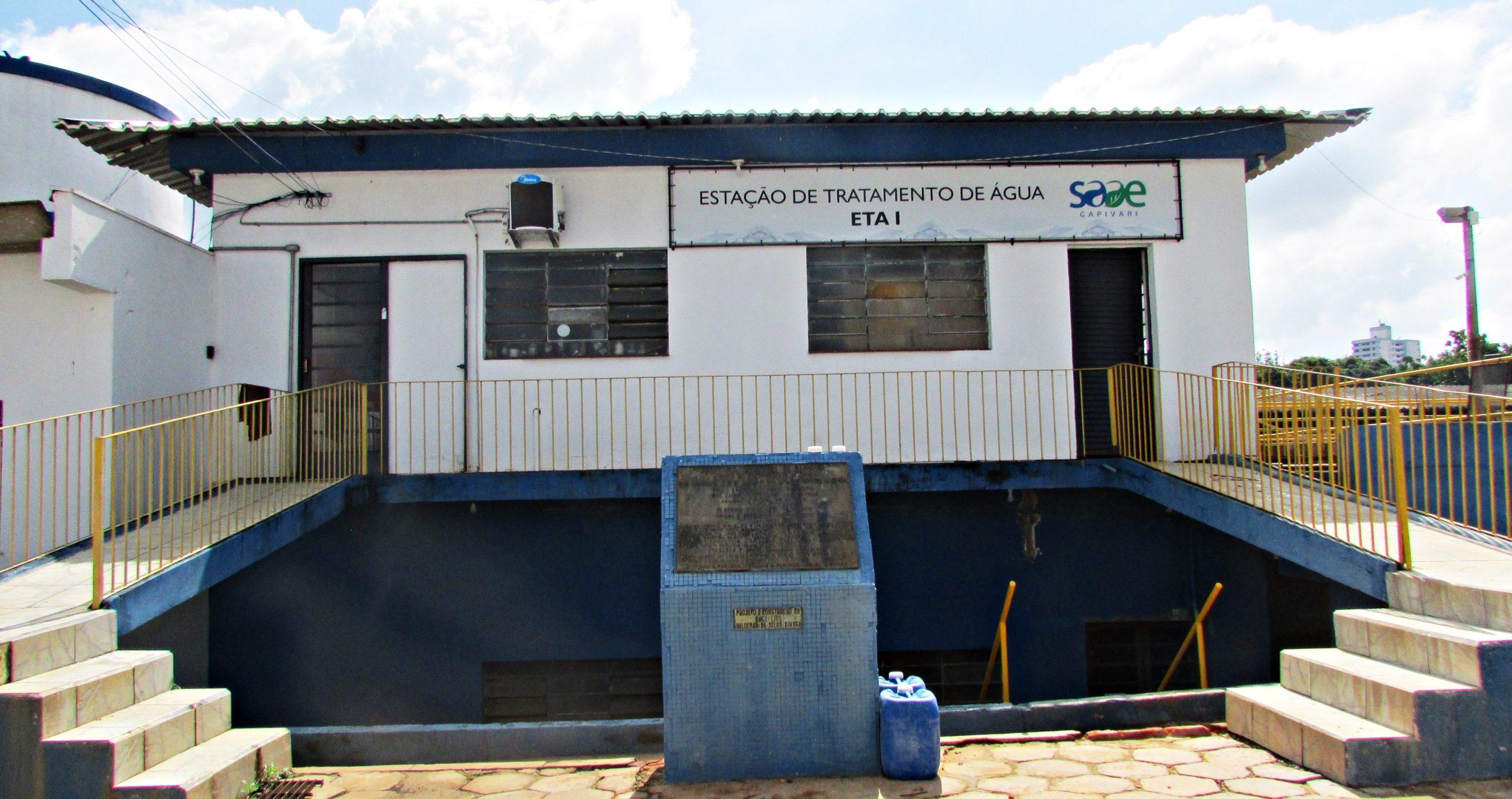 SAAE esclarece mudança de cor na água distribuída pela ETA I