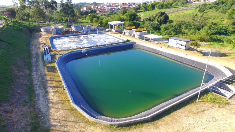 ETE Castelani opera tratando até 25% do esgoto coletado em Capivari